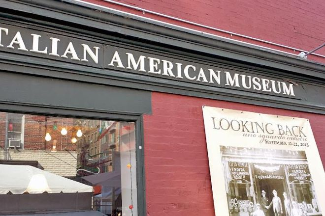 Italian American Museum, New York City, United States