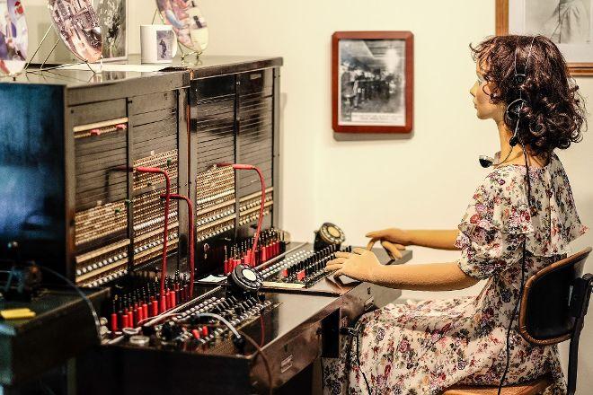 ITPA National Telephone Museum, Hinesville, United States