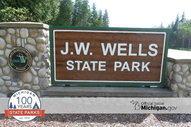 J.W. Wells State Park, Cedar River, United States