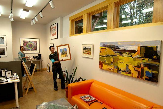 Jackson Art Studio & Gallery, Jackson, United States