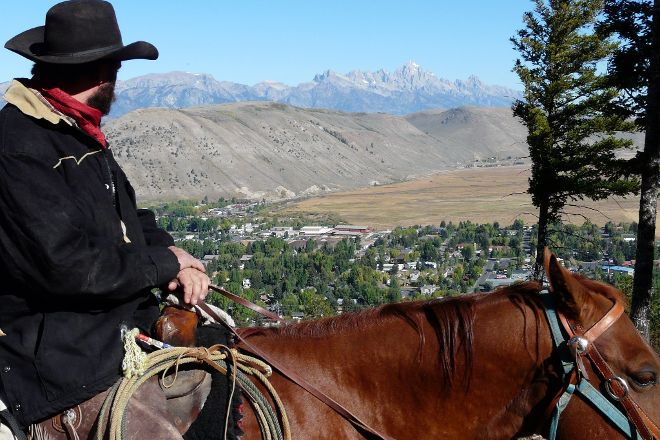 Jackson Hole Pack Trips and Trail Rides, Jackson, United States