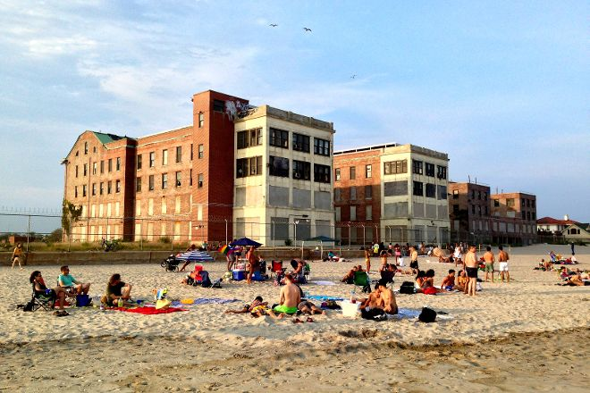 Jacob Riis Park, Far Rockaway, United States