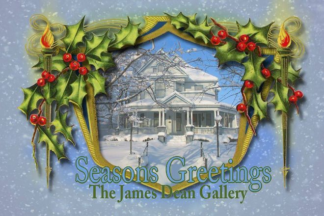 James Dean Gallery, Fairmount, United States