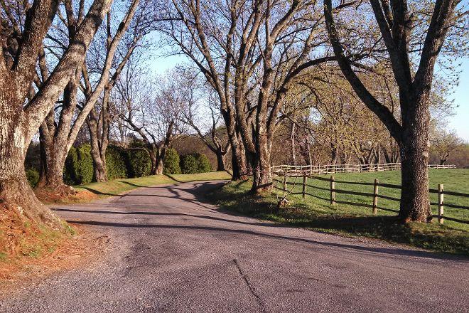James Monroe's Highland, Charlottesville, United States