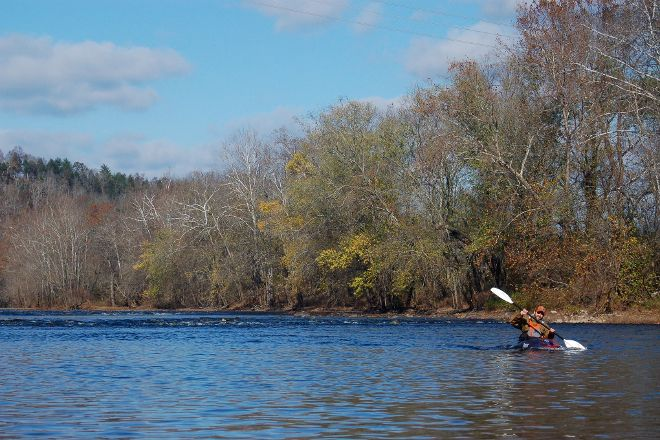 James River, Richmond, United States