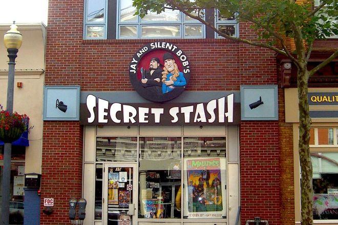 Jay & Silent Bob's Secret Stash, Red Bank, United States