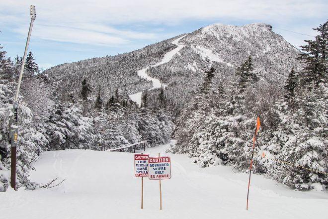 Jay Peak Ski Resort, Jay, United States