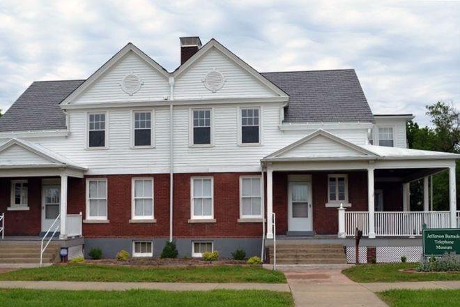 Jefferson Barracks Telephone Museum, Saint Louis, United States