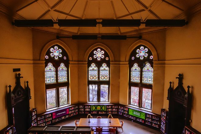Jefferson Market Library, New York City, United States