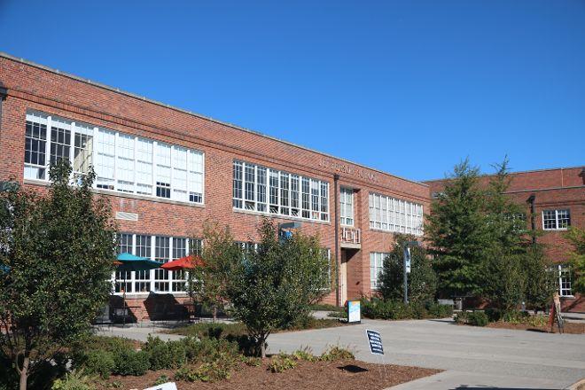 Jefferson School African American Heritage Center, Charlottesville, United States