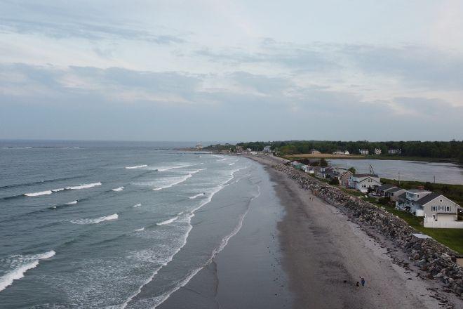 Jenness State Beach, Rye Beach, United States