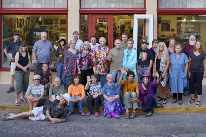 Jerome Artists Cooperative Gallery, Jerome, United States