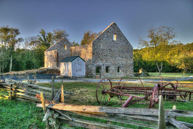 Jerusalem Mill and Village, Kingsville, United States