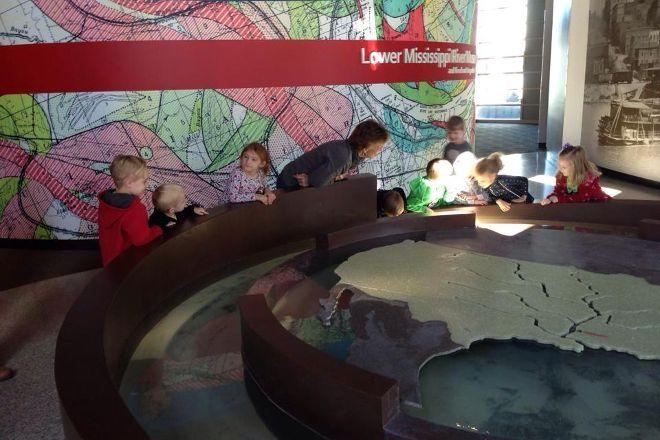 Jesse Brent Lower Mississippi River Museum and Interpretive Center, Vicksburg, United States