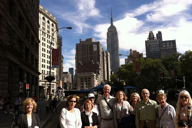 Jim Dykes New York Tours, New York City, United States
