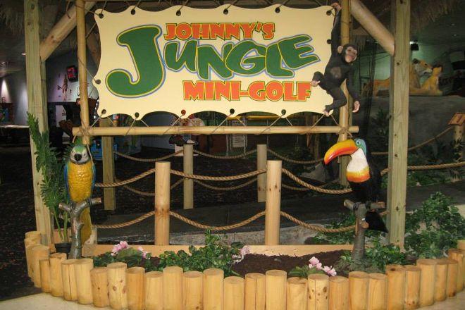 Johnny G's Fun Center, Warner Robins, United States