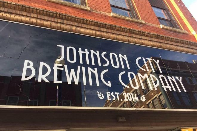 Johnson City Brewing Company, Johnson City, United States