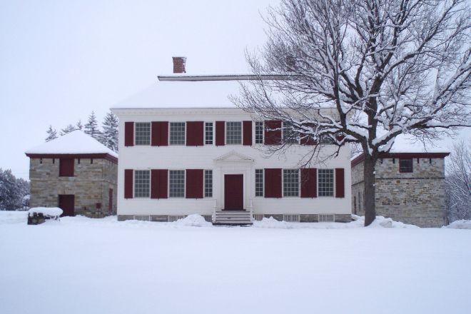 Johnson Hall State Historic Site, Johnstown, United States