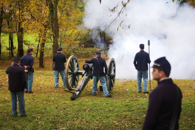 Johnsonville State Historic Park, New Johnsonville, United States