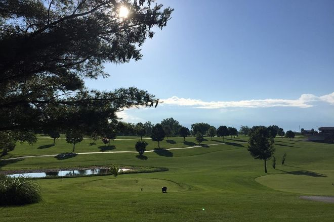 Juniper Hill Park and Golf Course, Frankfort, United States