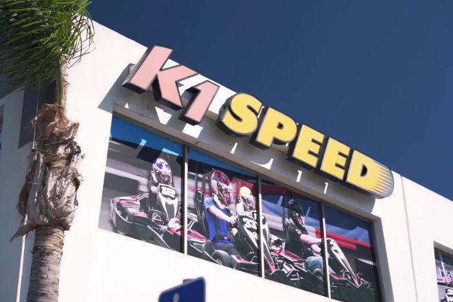 K1 Speed Houston, Houston, United States