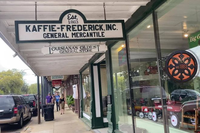Kaffie-Frederick General Mercantile Store, Natchitoches, United States