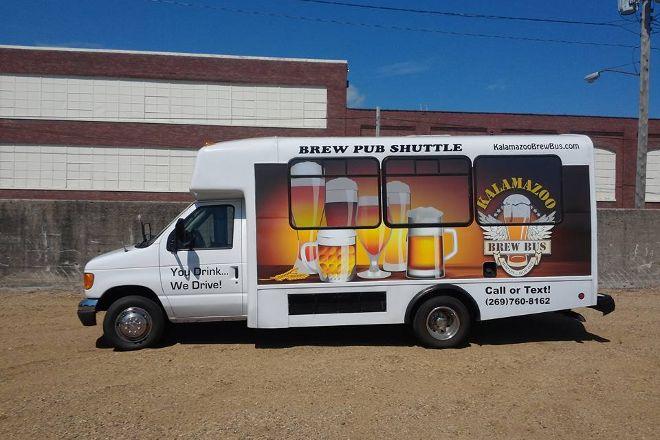 Kalamazoo Brew Bus, Kalamazoo, United States
