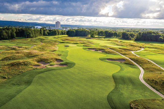 Kaluhyat Golf Club at Turning Stone Resort, Verona, United States