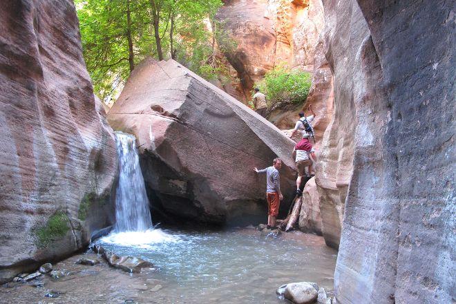 Kanarraville Slot Canyon, Kanarraville, United States