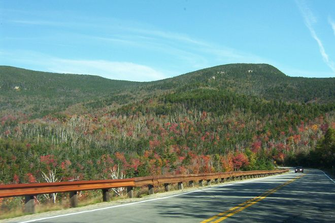 Kancamagus Highway, North Conway, United States