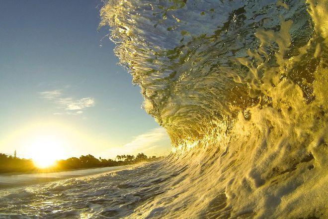 Kauai Surf School, Poipu, United States