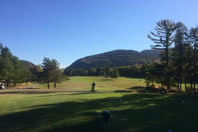 Kebo Valley Golf Club, Bar Harbor, United States