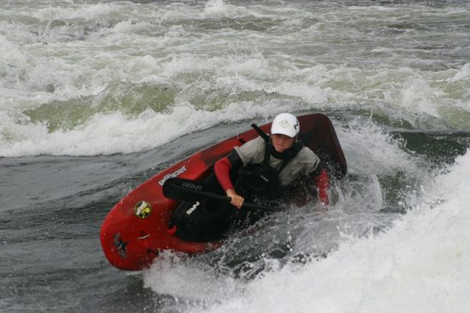 Kelly's Whitewater Park, Cascade, United States