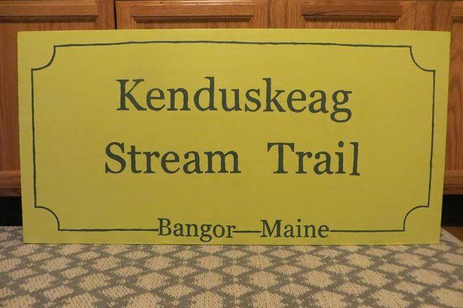Kenduskeag Stream Heritage Trail, Bangor, United States