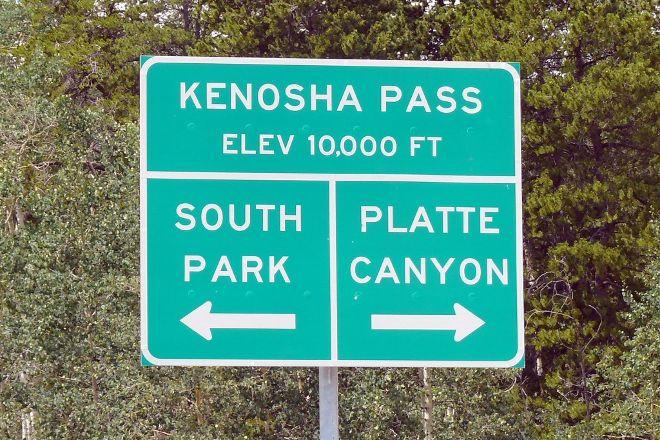 Kenosha Pass, Fairplay, United States