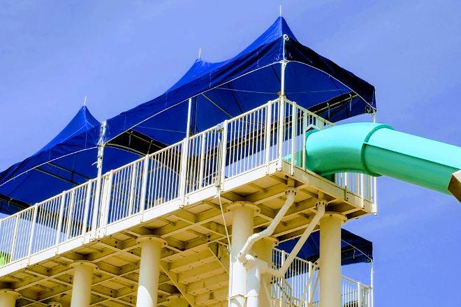 Kenwood Cove Aquatic Park, Salina, United States