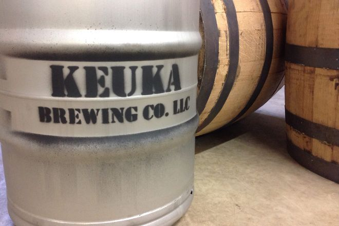 Keuka Brewing Company, Hammondsport, United States