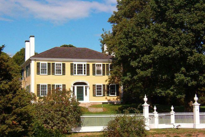 King Caesar House, Duxbury, United States