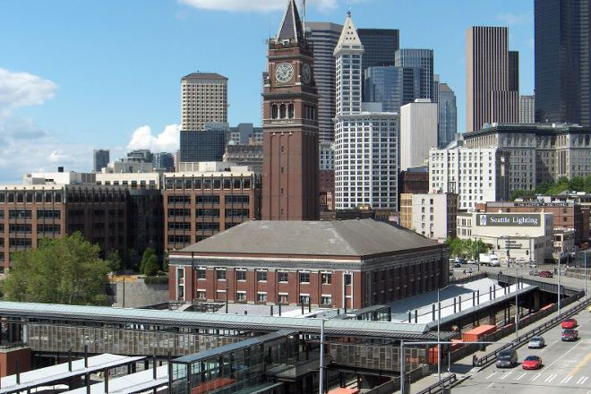 King Street Station, Seattle, United States