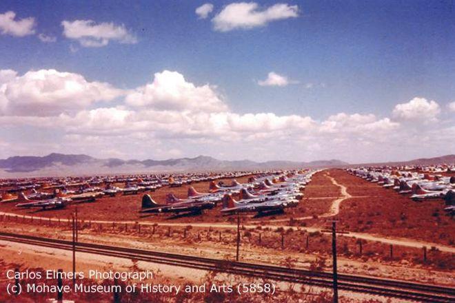 Kingman Army Air Field Museum, Kingman, United States