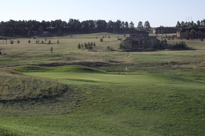Kings Deer Golf Club, Monument, United States