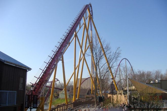 Kings Island, Mason, United States
