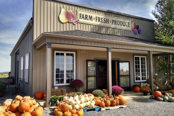 Kissel Hill Fruit Farm, Lititz, United States