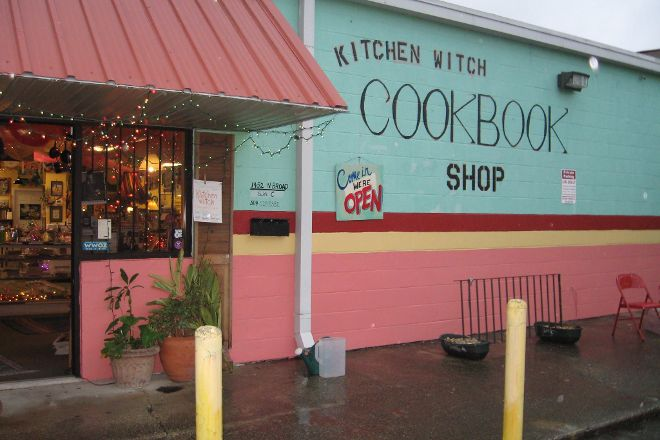 Kitchen Witch, New Orleans, United States