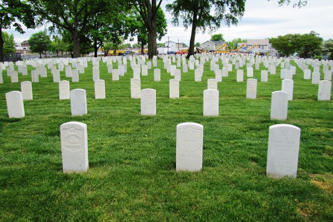 Knoxville National Cemetery, Knoxville, United States
