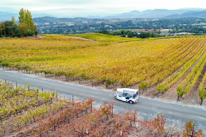 Laces and Limos, Napa, United States