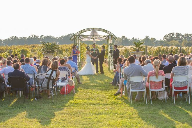 LaChance Vineyards, De Soto, United States