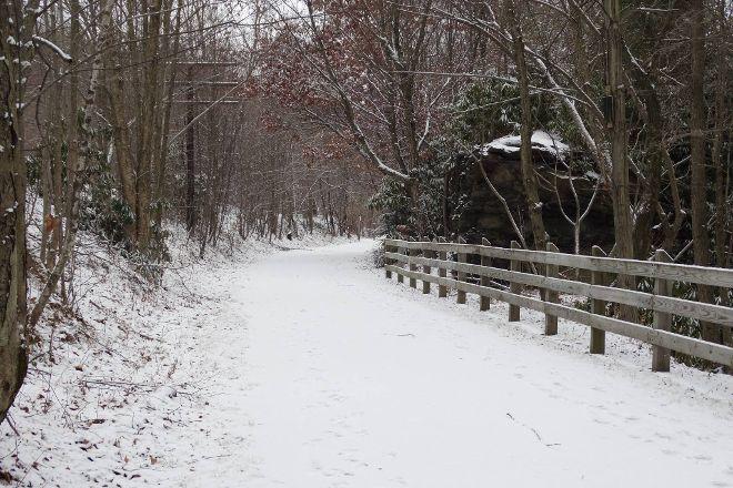 Lackawanna River Heritage Trail, Scranton, United States