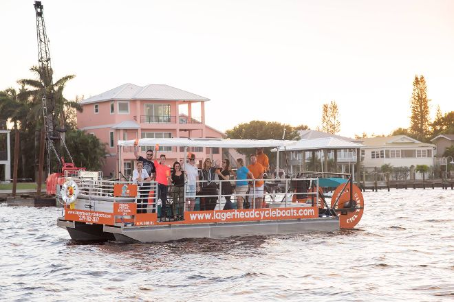 Lagerhead Cycleboats, Fort Lauderdale, United States