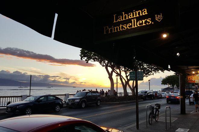 Lahaina Printsellers, Lahaina, United States